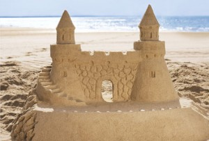 Sheree's Sand Castle