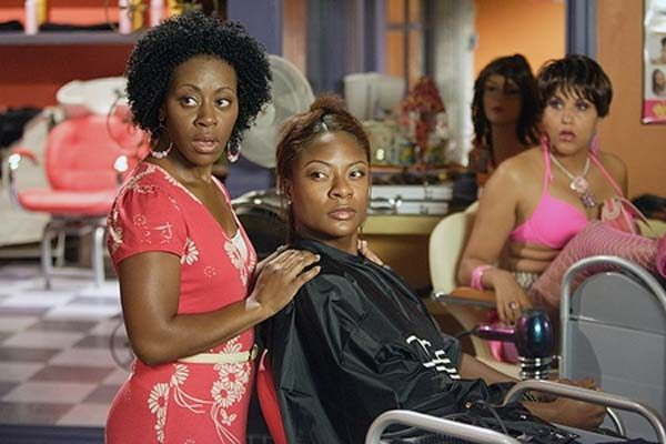Image result for black women in the beauty salon